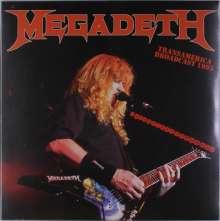 Megadeth: Transamerica Broadcast 1995, LP
