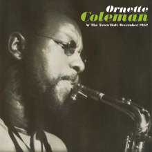 Ornette Coleman (1930-2015): At The Town Hall, December 1962 (Limited-Edition), LP