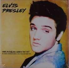 Elvis Presley (1935-1977): The King As Seen On TV!, LP