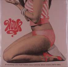 Nuda: 21 Exciting Cuts From Italian Sexy-Comedy Disco Scene (1975-1981), 2 LPs