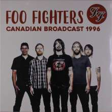 Foo Fighters: Canadian Broadcast 1996, LP