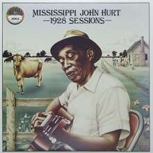 Mississippi John Hurt: 1928 Sessions (Translucent Red Vinyl), LP