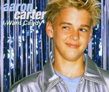 Aaron Carter: Aaron Carter - I Want Candy, CD