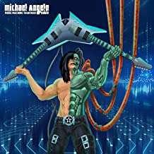 Michael Angelo Batio: More Machine Than Man, CD