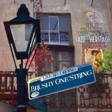 Brushy One String: Live At Jazzfest 2013, CD