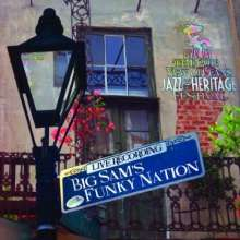 Big Sam's Funky Nation: Live At Jazzfest 2013, CD