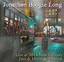 "Jonathon ""Boogie"" Long: Live At Jazz Fest 2014, CD"
