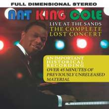 Nat King Cole (1919-1965): Live At The Sands: The Complete Lost Concert 1960, CD
