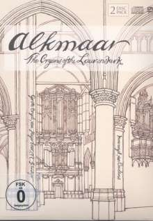 Alkmaar - The Organs of the Laurenskerk (Dokumentation), DVD