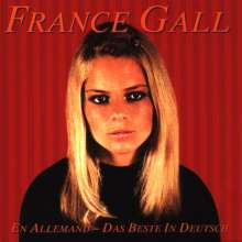 France Gall: Das Beste in deutsch - En Allemand, CD