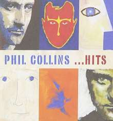Phil Collins: Hits, CD