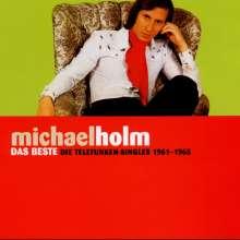 Michael Holm: Das Beste - Die Telefunken-Singles 1961-1965, CD