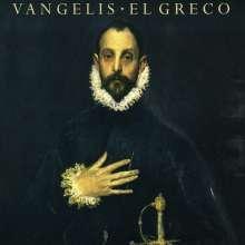 Vangelis (geb. 1943): El Greco, CD