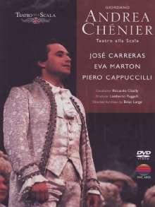 Umberto Giordano (1867-1948): Andrea Chenier, DVD