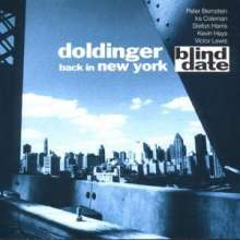 Klaus Doldinger (geb. 1936): Blind Date: Back In New York, CD