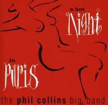 Phil Collins: A Hot Night In Paris, CD