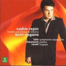 Vadim Repin spielt Werke für Violine & Orchester, CD