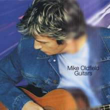 Mike Oldfield (geb. 1953): Guitars, CD