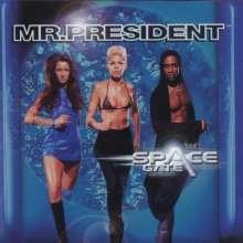 Mr. President: Space Gate, CD