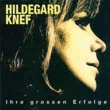 Hildegard Knef: Ihre großen Erfolge, CD