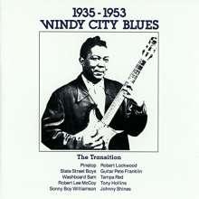 Windy City Blues (1935-1953), LP
