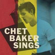 Chet Baker (1929-1988): Chet Baker Sings, LP