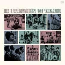 Bless The People Everywhere - Gospel Funk Of Peacock & Songbird, LP