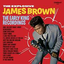 James Brown: Explosive James Brown, CD