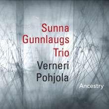 Sunna Gunnlaugs: Ancestry, CD