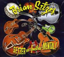 Brian Setzer: Setzer Goes Instru-Mental!, CD
