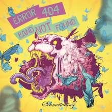 Error 404 Band Not Found: Schmetterling, CD