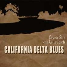 Coyote Slim With Colin Teurfs: California Delta Blues, CD