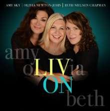 Olivia Newton-John: Liv On, CD