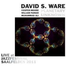 David S. Ware (1949-2012): Live At Jazzfestival Saalfelden 2011, CD