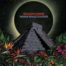 William Parker (geb. 1952): Mayan Space Station (180g), LP