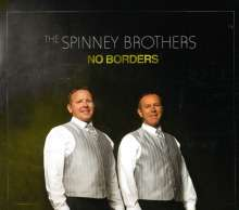 The Spinney Brothers: No Borders, CD