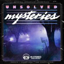 Filmmusik: Unsolved Mysteries: Ghosts/Hauntings (remastered) (Colored Vinyl), LP
