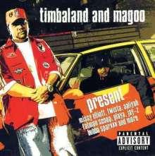 Timbaland & Magoo Present... (Explicit), CD