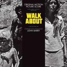 John Barry (1933-2011): Filmmusik: Walkabout (O.S.T.), LP