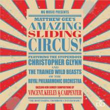 "Matthew Gee's Amazing Sliding Circus"", CD"