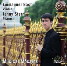 Emmanuel Bach & Jenny Stern - Musical Mosaics, CD