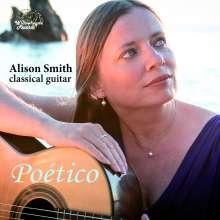Alison Smith - Poetico, CD