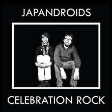 Japandroids: Celebration Rock (180g) (White Vinyl), LP