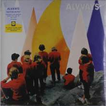 Alvvays: Antisocialites (180g) (Yellow Vinyl), LP