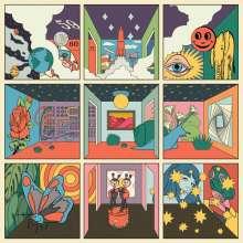 STRFKR (Starfucker): Future Past Life (Orange Vinyl), LP