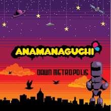 Anamanaguchi: Dawn Metropolis (Orange/Maroon/Purple Split Vinyl), LP