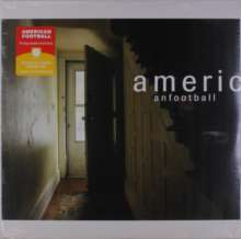 American Football: American Football (2) (180g) (Limited-Edition) (Red & Orange Starburst Vinyl), LP