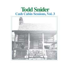 Todd Snider: Cash Cabin Sessions Vol.3, CD