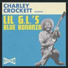 Charley Crockett: Lil G.L.'s Blue Bonanza (180g), LP