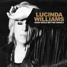 Lucinda Williams: Good Souls Better Angels, CD